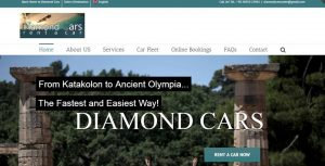 Diamond Car Rentals in Zakynthos